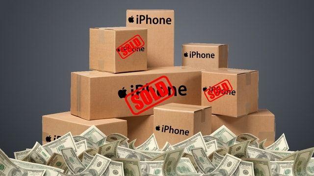 Миллиард iPhone