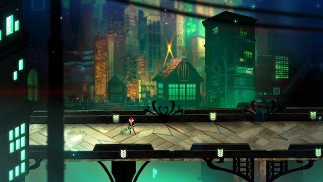 Игра Transistor - футуристическая action-RPG для iPhone, iPad и Mac
