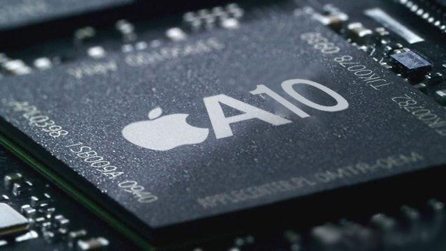 apple a10 processor