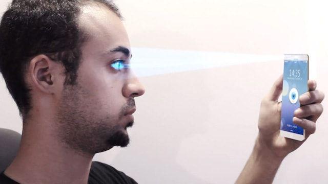 iPhone 8 будет оснащен сканером радужной оболочки глаза
