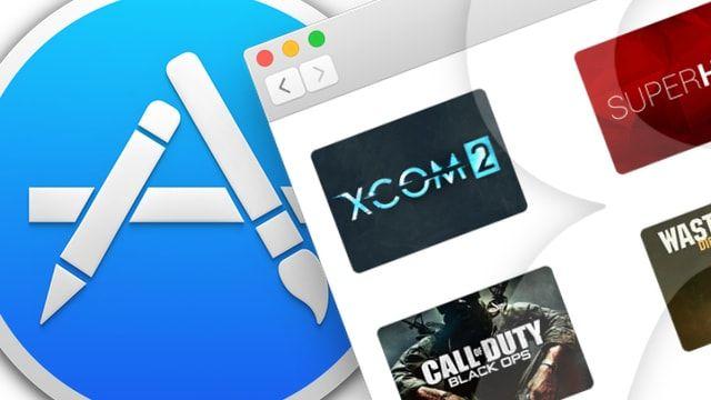 Игры для Mac