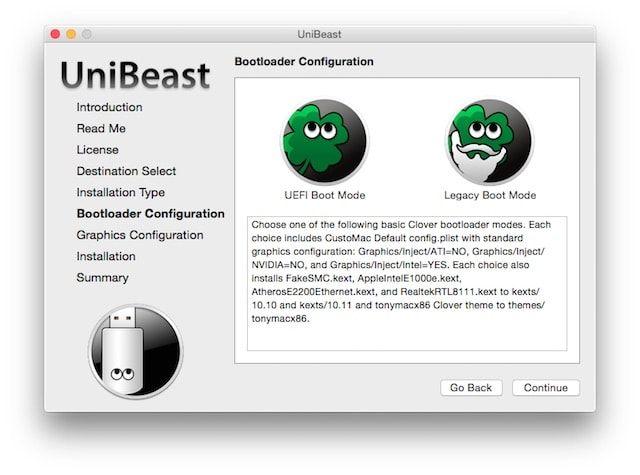 Создание загрузочной USB-флешки macOS