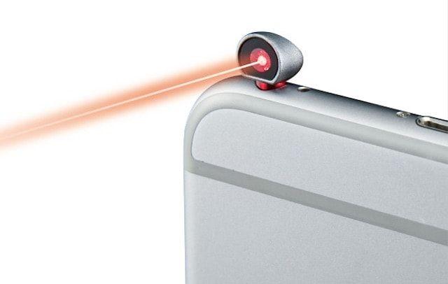 iPin Ruler - лазерная рулетка для iPhone