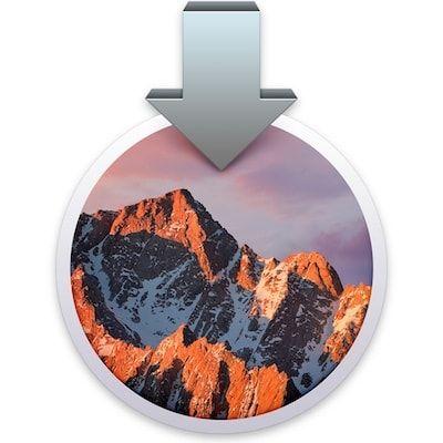 Установить macOS sierra