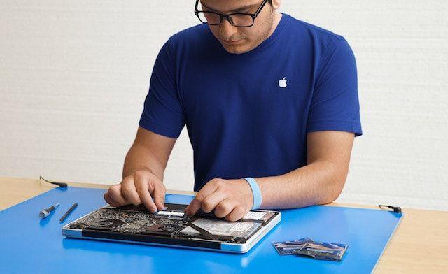 service apple repair macbook