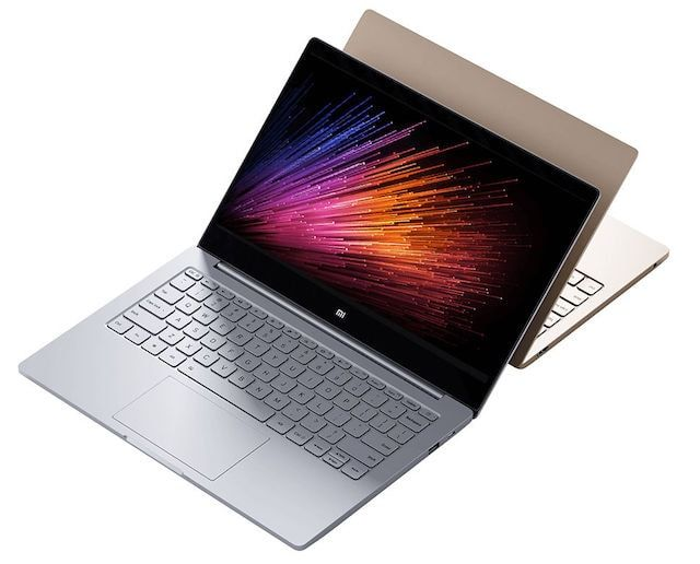 Mi Notebook Air – клон MacBook Air от компании Xiaomi