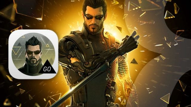 Обзор Deus Ex GO - приключенческая стратегия для iPhone и iPad