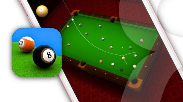 Pool Break — лучший 3D-бильярд для iPhone и iPad
