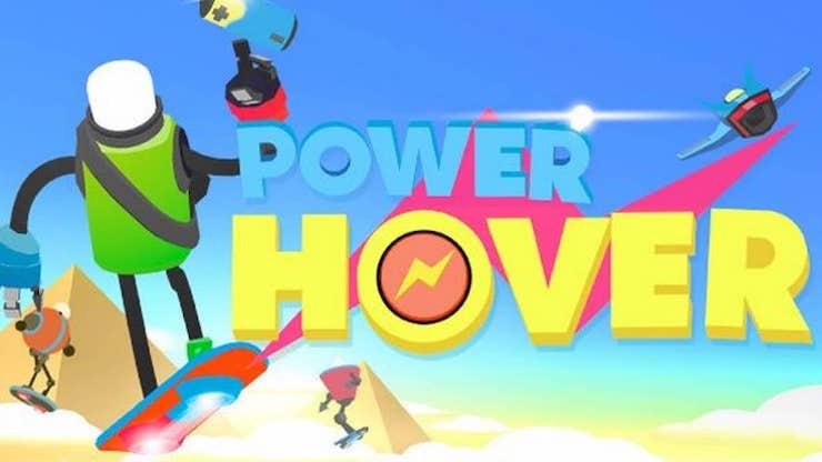 Раннер Power Hover для iPhone и iPad