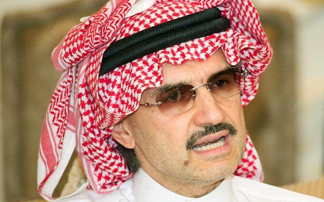 Prince Al Waleed bin Talal