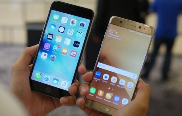 Чем Samsung Galaxy Note7 лучше iPhone 6s?