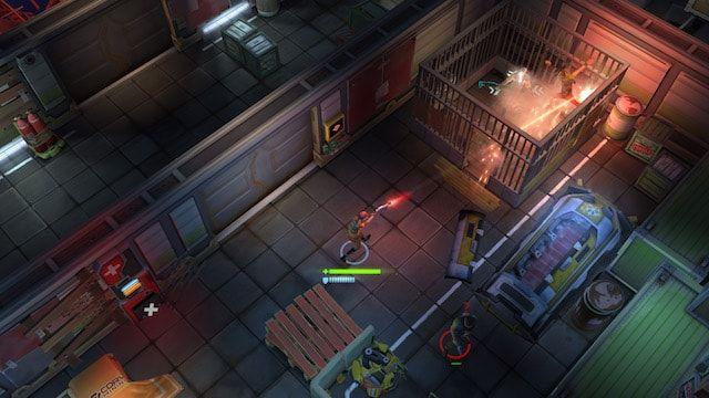 Игра Space Marshals 2 для iOS – научно-фантастический вестерн в масштабах открытого космоса
