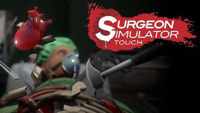 Surgeon Simulator - симулятор хирургической операции
