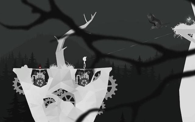 Albert and Otto - мрачный инди-платформер в стиле Limbo (iOS и Mac)