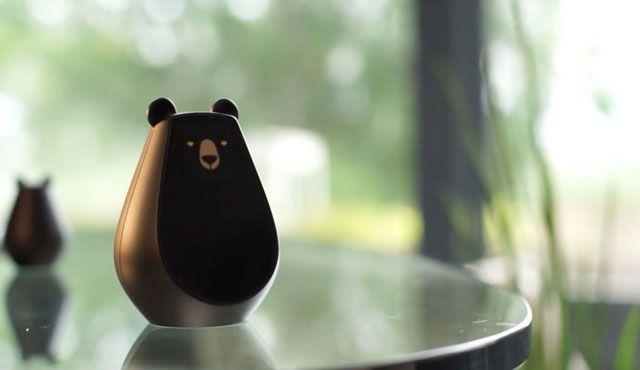 Bearbot - медведь, который заменит все ваши пульты ДУ