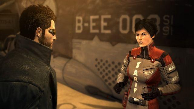 Deus Ex: Human Revolution - легендарный шутер для Mac