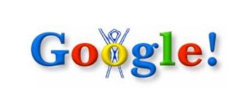 Первый Google Дудл