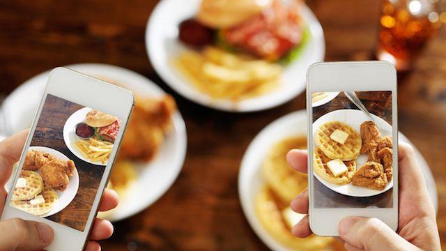 Instagram заставляет нас есть красивую, но вредную и невкусную пищу