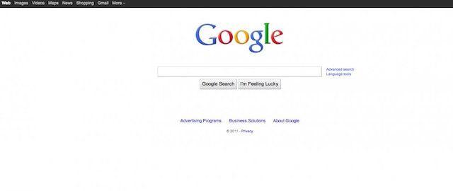 google in 2011