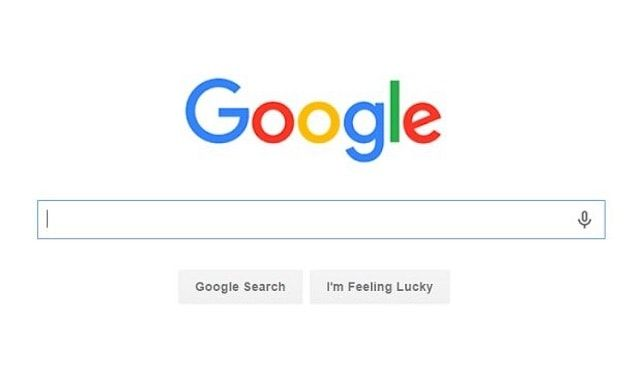 Google updated the logo in 2015