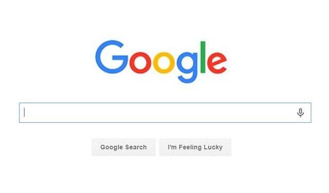Google обновила логотип в 2015 году