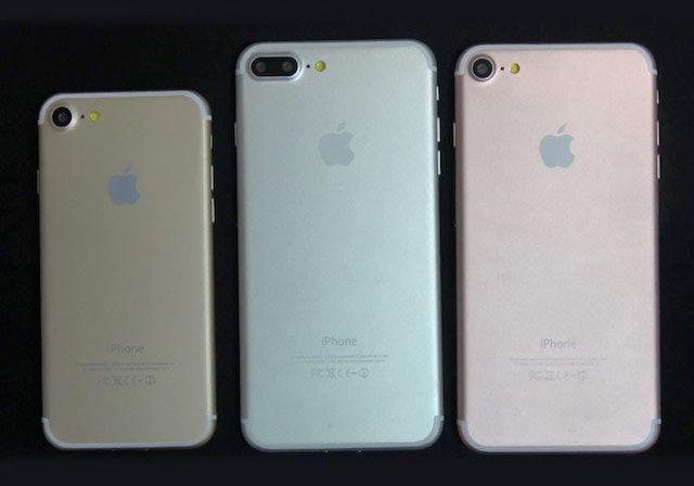 iPhone 7 iphone 7 plus iphone 7 pro
