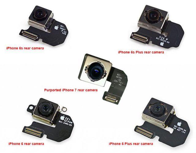 камера iPhone 7