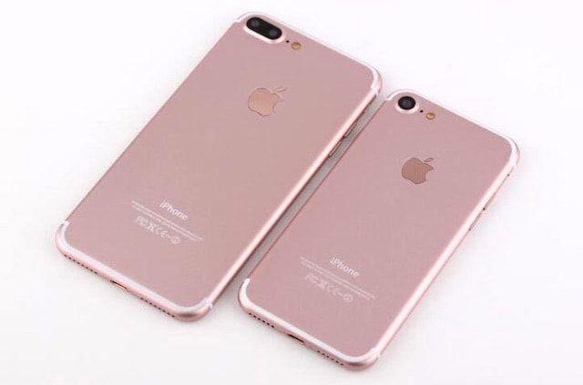 iPhone 7 Сонни Диксон