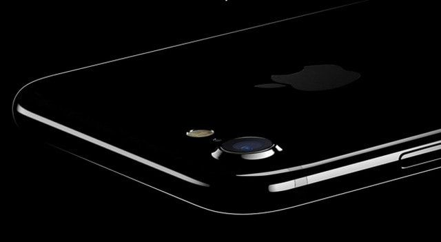 iphone 7 камера