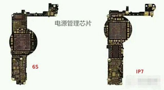 iPhone 7 - быстрая зарядка