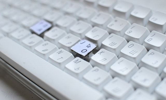 клавиатура с мышью