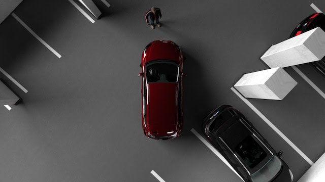 самостоятельная парковка в автомобилях будущего
