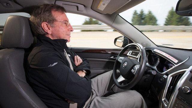 полуавтономная система управления в автомобилях будущего