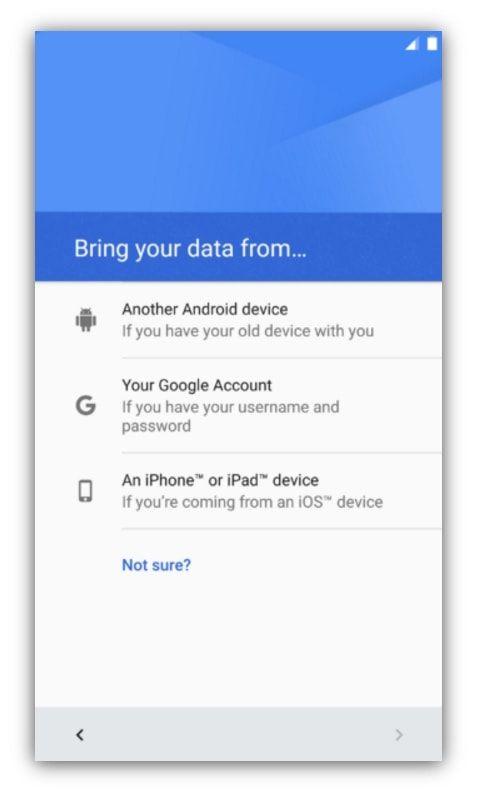 Как перенести контакты, фото и другие данные с iPhone (iOS) на Android