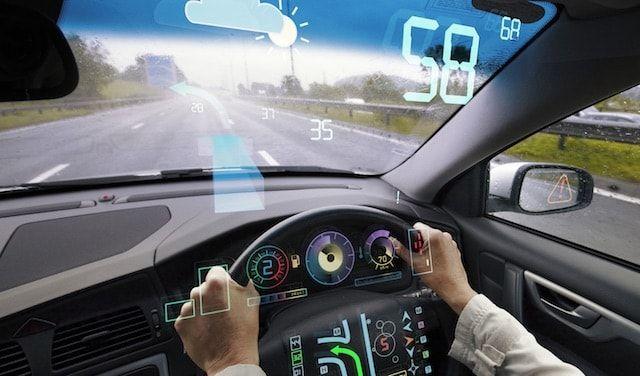 Виртуальная реальность в автомобилях будущего