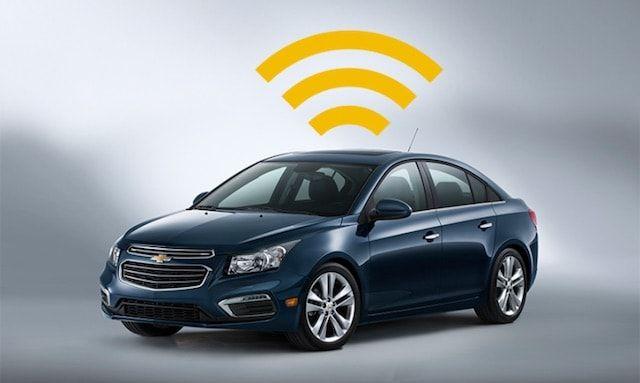 Wi-Fi и 4G связь в машинах будущего