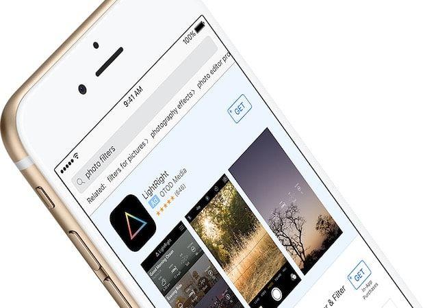 Купить место в поисковой выдаче App Store