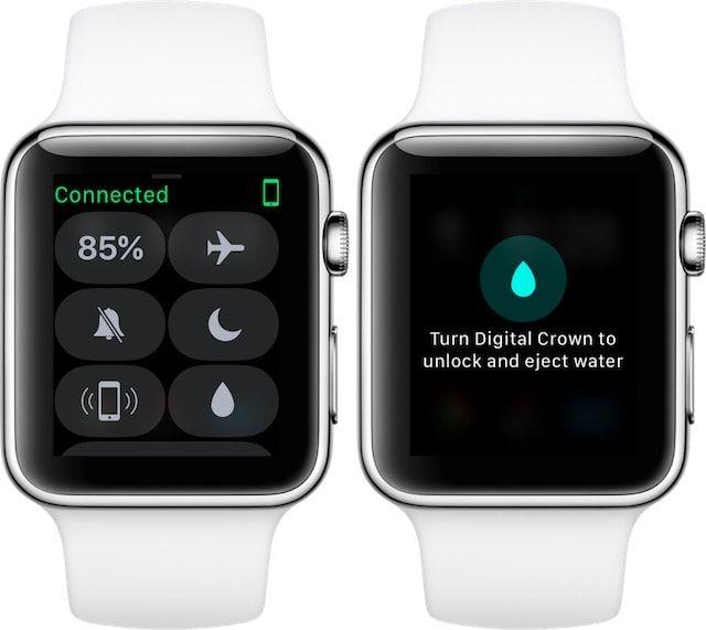 Водонепроницаемость Apple Watch Series 2: что нужно знать о влагозащите новых часов Apple
