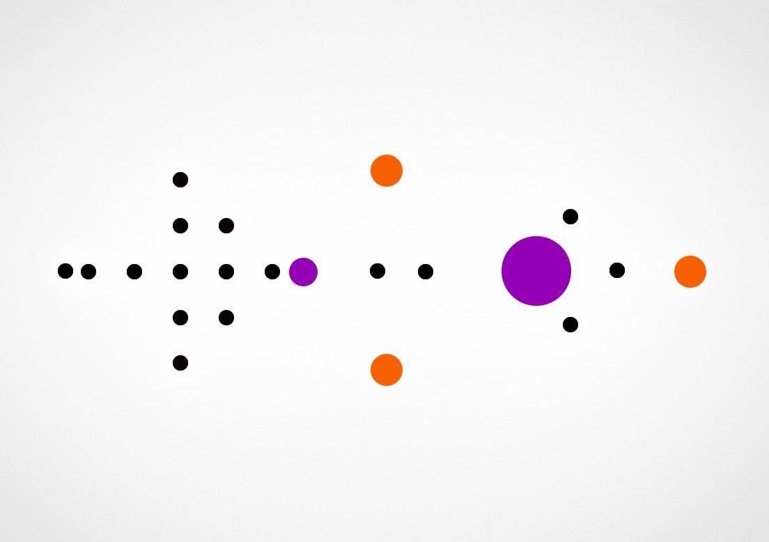 Игра Blek для iPhone и iPad - действительно оригинальная головоломка