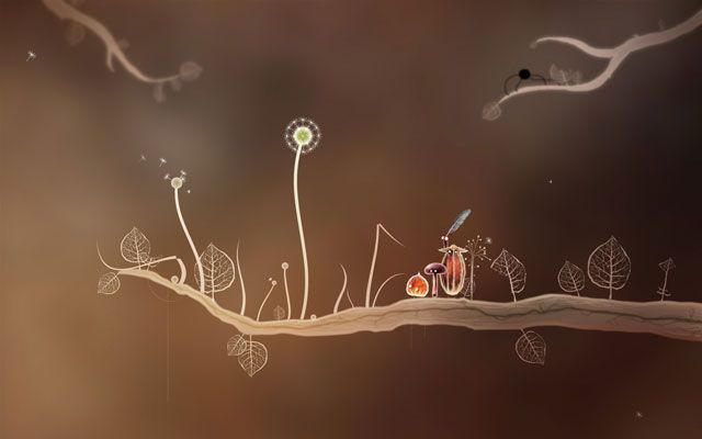 Botanicula - атмосферный квест для iPhone и iPad