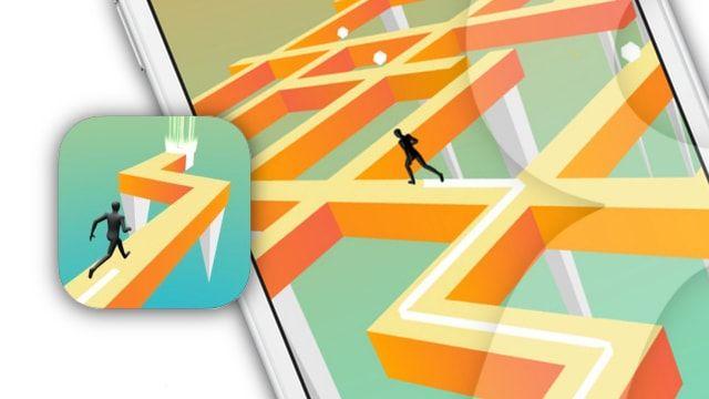 Изогнутый Путь (Crooked Path) - сложнейший раннер с элементами головоломки для iPhone и iPad