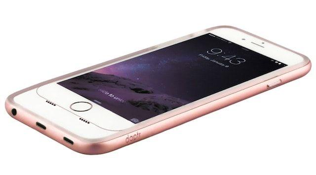 Daptr - чехол для iPhone 7 со встроенным 3,5 мм разъемом для наушников
