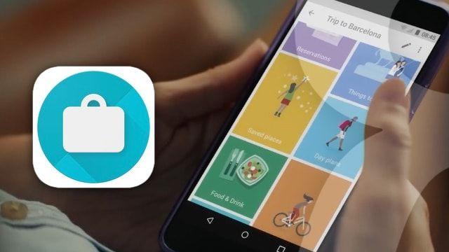 Google Trips - новое мобильное приложение для путешественников от Google