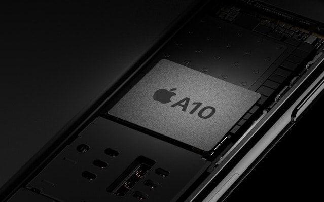 Процессор A7 в iPhone 7
