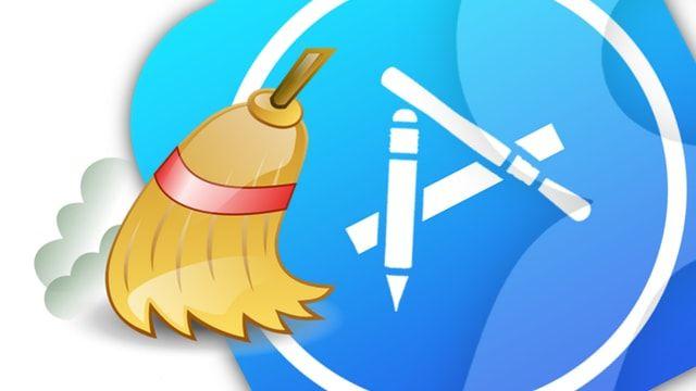 Чистка App Store