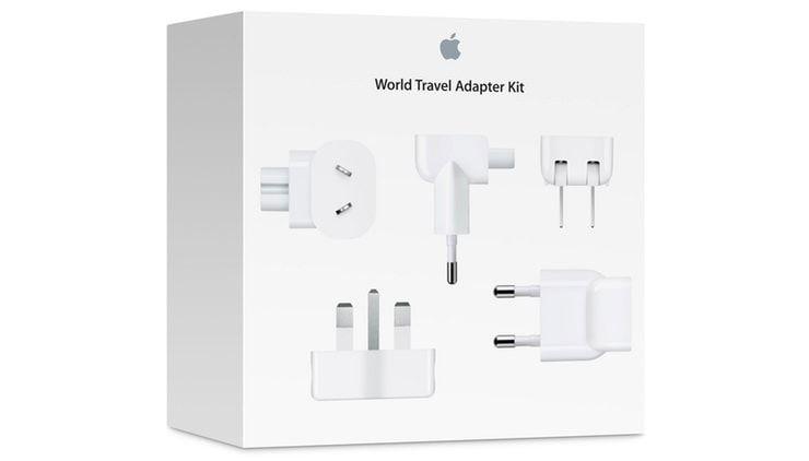 Дорожный набор адаптеров Apple