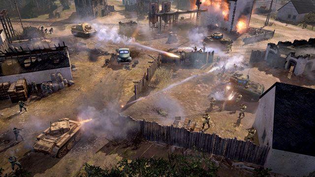 Обзор Company of Heroes 2 – легендарная военная стратегия для Mac