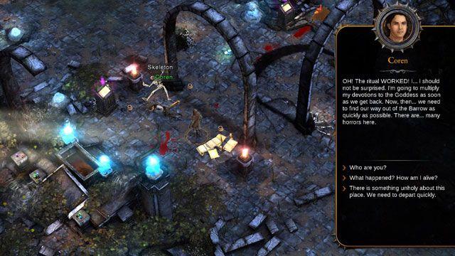 Обзор Ember - олдскульная ролевая игра для iPhone и iPad
