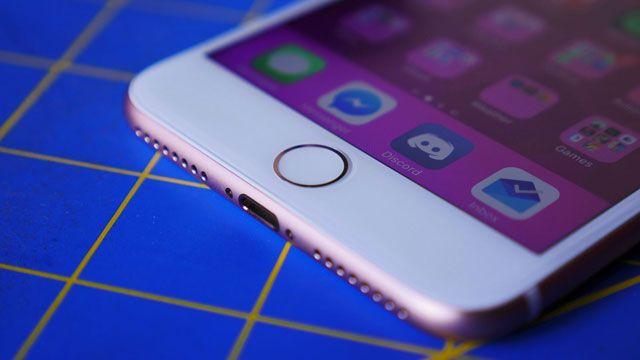 Всё, что вы хотели знать о новой кнопке Home в iPhone 7