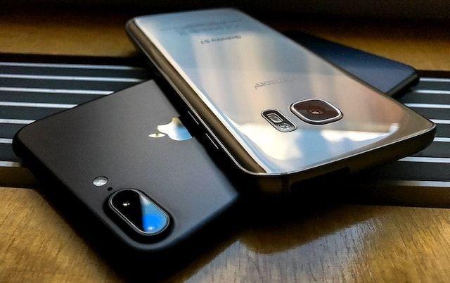 Сравнение производительности iPhone 7 и Samsung Galaxy S7 в реальных условиях